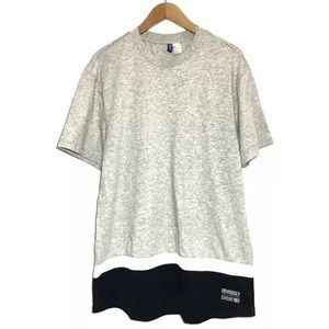 H&M Divided Tshirt Short Sleeve Cotton Jersey Tee